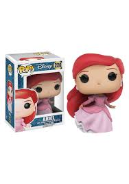 disney mermaid princess ariel pop vinyl figure