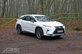 lexus 2017 lexus rx 450h f sport review 2017 cars uk
