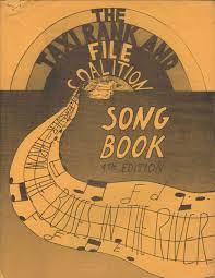 songbook taxi rank file coalition