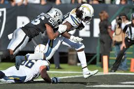 los angeles chargers 5 things team is grateful for
