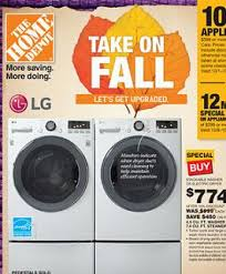 home depot black friday sale on upright freezer home depot sales ad october 11 14 2015 take on fall