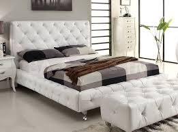 Contemporary Platform Bed Sale 20 758 10 Contemporary Platform Bed White Beds