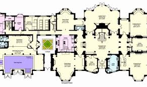 floor plans for mansions mansion floor plans inspirational house plan