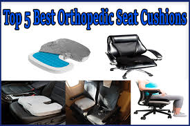 Orthopaedic Seat Cushion Top 5 Best Orthopedic Seat Cushions For Pain Relief Online Fanatic