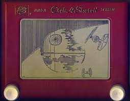 check out these cool etch a sketch drawings u2014 geektyrant