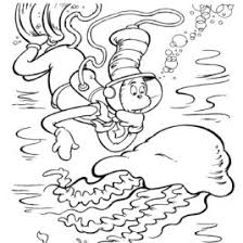 seuss hat coloring kids drawing coloring pages marisa