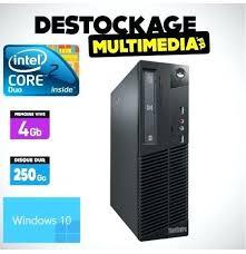 pc bureau windows 7 pas cher destockage ordinateur de bureau aspire predator g3600 063