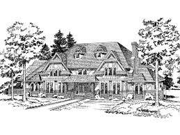 symmetrical european house plans house plan