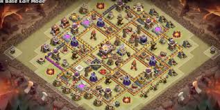 Clash Of Clans Maps Top 10 Clash Of Clans Maps