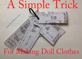 transfer doll clothing patterns barbie clothes dolls
