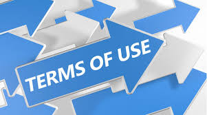 terms of use effective website terms of use exle terms generator