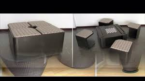 tiny house space saving furniture ideas youtube