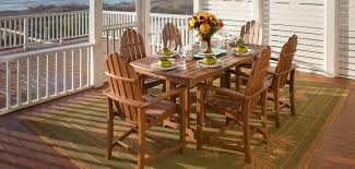 Patio Furniture Made From Recycled Plastic Milk Jugs Outdoor Furniture Vermont Woods Studios