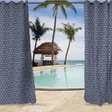 White Outdoor Curtain Panels Buy Outdoor Curtains Panels From Bed Bath U0026 Beyond