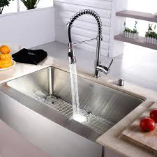 kitchen sink and faucet ideas fantastic farmhouse stainless steel kitchen sink faucet ideas use