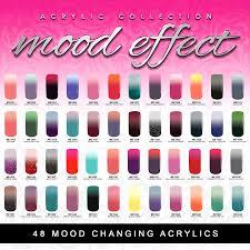 acrylic liquid u0026 nail tips mood changing powder page 1
