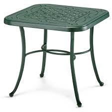 Telescope Casual Patio Furniture by Coral Coast 20 In Patio Side Table Patio Accent Tables At