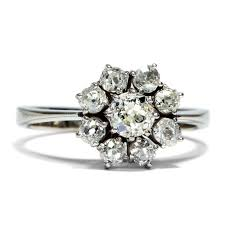 elegant but simple antique engagement rings berlin the real