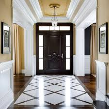front foyer ideas entry traditional with painted ceilings tray