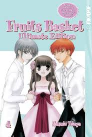 fruits baskets fruits basket ultimate edition vol 4 9781427807311
