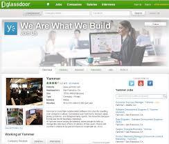 glass door company reviews 10 amazing employer profiles