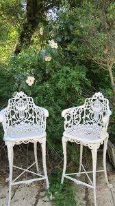 Vintage Woodard Wrought Iron Patio Furniture by 41 Best Porch And Patio Images On Pinterest Garden Furniture