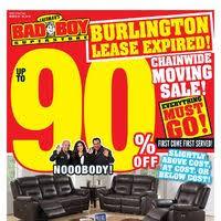 Bad Boy Furniture Kitchener Bad Boy Furniture Flyer Kitchener On Redflagdeals