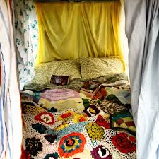 Curtains Made From Bed Sheets Mini Glamping In A Minivan U2013 Jeanetta Darley