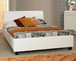 Cheap Leather Bed Frame 58 Best Leather Bed Frames Images On Pinterest Leather Bed Frame