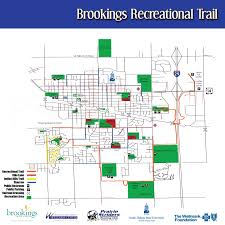 Time Zone Map South Dakota by Brookings Sd Official Website City Maps