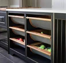 vegetable storage kitchen cabinets 8 fruit and vegetable storage ideas for your kitchen glorifiv