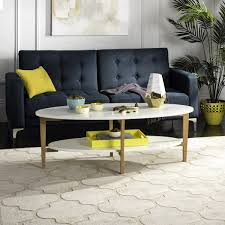 Livingroom Tables Fox8201a Coffee Tables Furniture By Safavieh