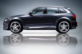 Audi Q5 Body Kit - abt u0027s tuning packages for the audi q5 suv