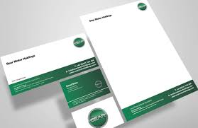 Business Card And Letterhead Design Template Letterhead Compliment Slip Business Cards For Sear Motor
