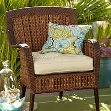 large contour chair cushion in cabana cream pier 1 imports