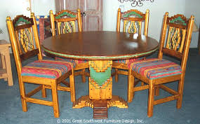 southwestern dining room furniture southwest dining set cruz this would look great in my dining