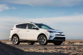 new toyota 2016 2016 toyota rav4 hybrid first test review motor trend