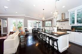 open kitchen ideas the pros and cons of open versus closed kitchens open kitchens