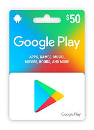 gift cards for play play 50 gift card for android gift cards