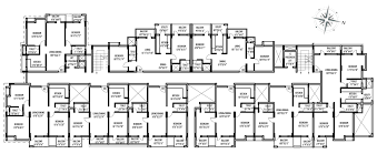 Multi Family Floor Plans Free Gallery Of Residence In Kifissia Tense Architecture Network 13