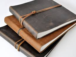 handmade leather photo albums 84 best handmade leather journals images on