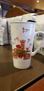 mug ornament new disney starbucks ceramic mug and ornament