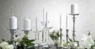 candelieri in cristallo dalani candeliere elegante accessorio decorativo