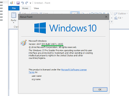 Classic Paint Get Back Classic Paint After Installing The Windows 10 Creators