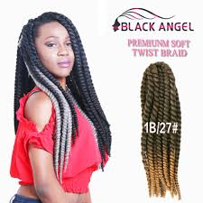 ombre senegalese twists braiding hair 12 havana mambo twist crochet braiding hair synthetic ombre