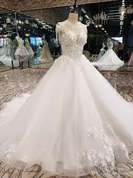 korean wedding dress luxury korean wedding dresses 2017 floral chagne ivory beaded