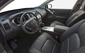 nissan murano interior colors 2013 nissan murano sv trim gets value package two new colors