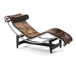 cassina lc4 chaise longue pampas edition by le corbusier pierre