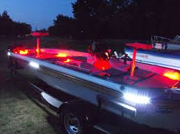 boat deck lights inspirations and be careful with your leds bass