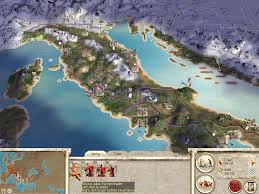 Map Rome Italy by Rome Total History New Fantastic Campaign Map